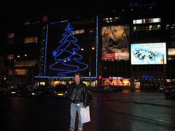 Christmas Season In Slovakia