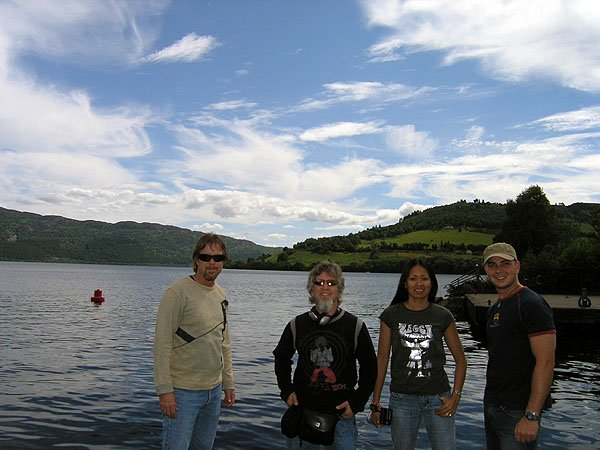 Deep Freshwater Loch