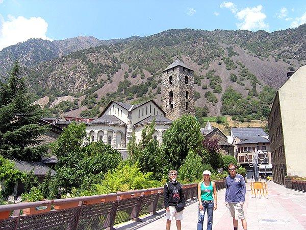 la Vella Andorra