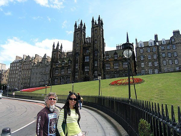 Edinburgh Incredible