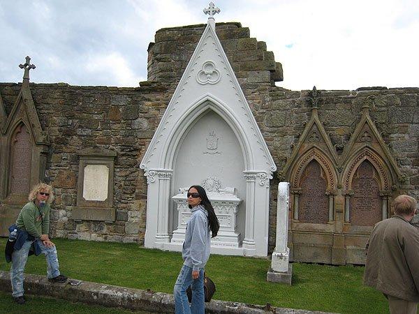 Elaborate Ancient Grave Sites