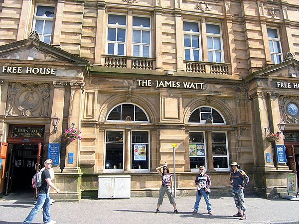 Engineer James Watt