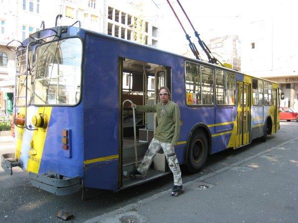 Extensive Public Transport System