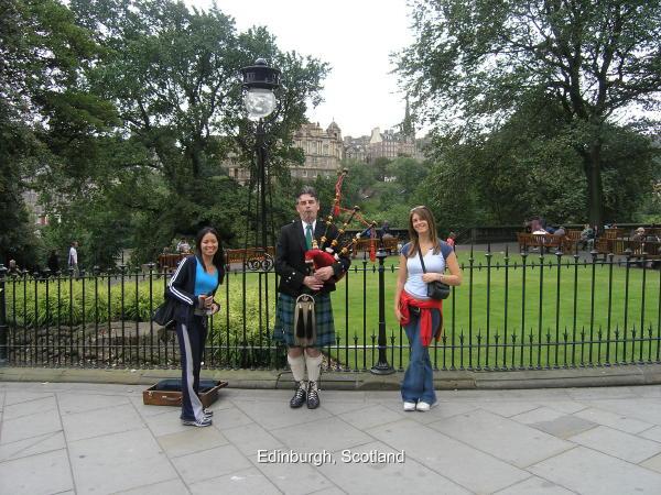 Famous musicians of Scotland