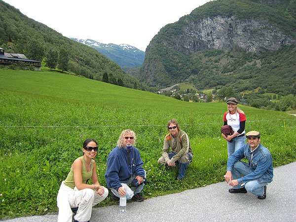 Flaam Is A Popular Tourist Destination