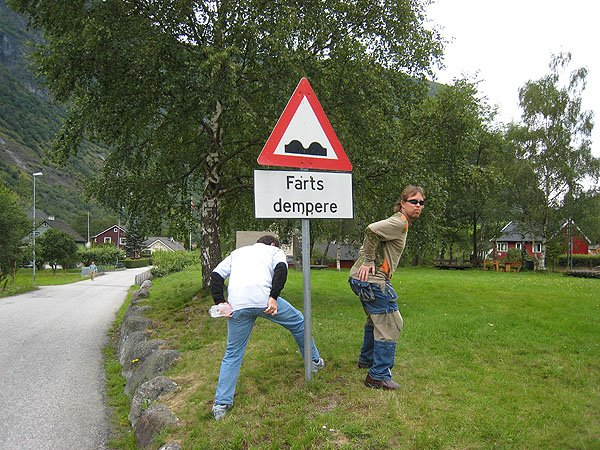 Flaam Norway No Comment