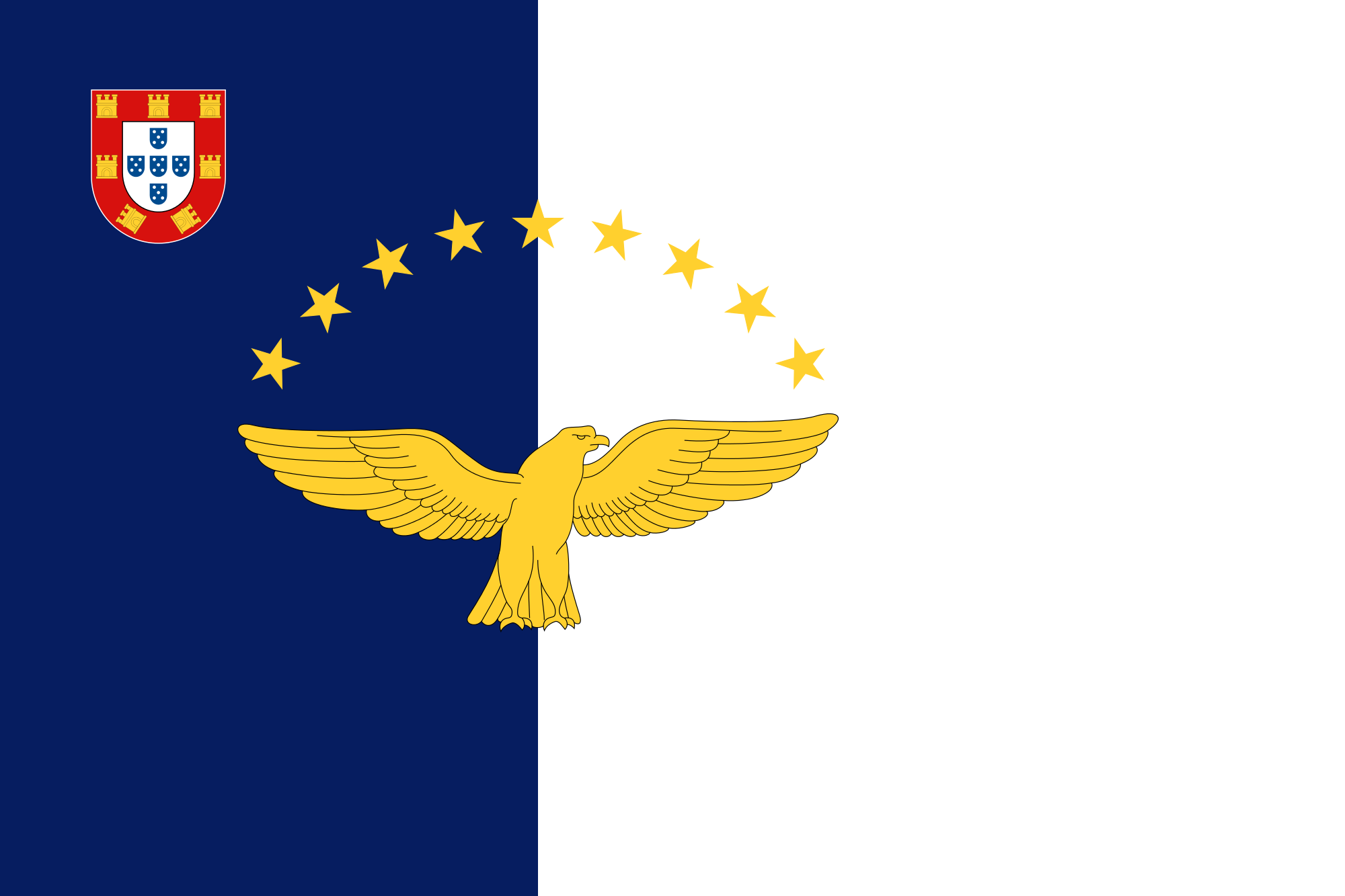 Flag of Azores