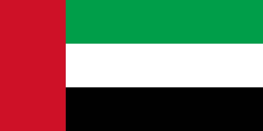 Flag of UAE