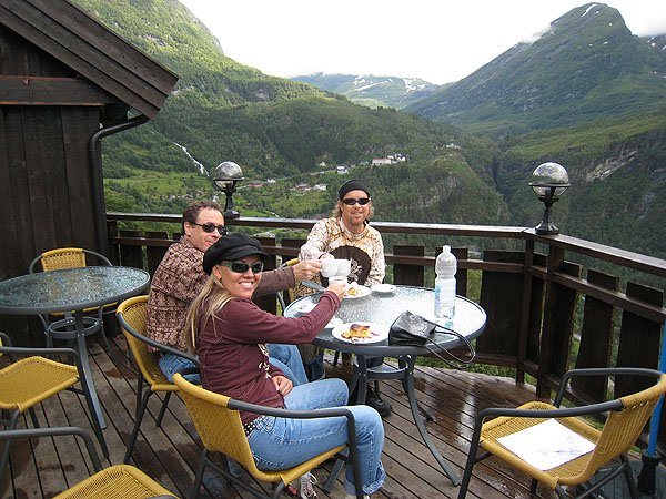 Geiranger Most Spectacular Scenery