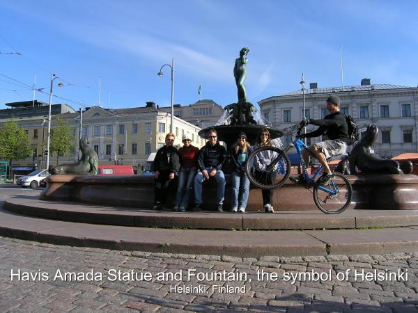 Havis Amada Statue