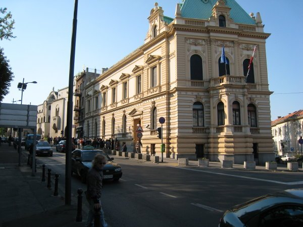 Historic Areas and Buildings of Belgrade