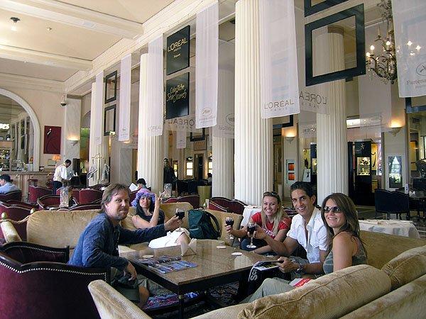Inside The Ritz