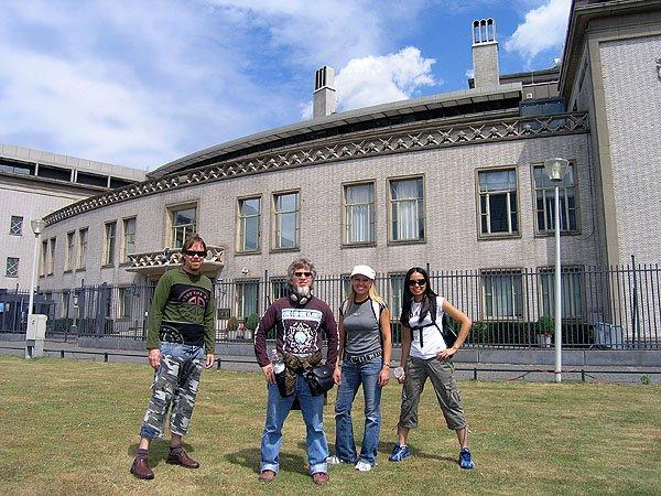 International Criminal Tribunal Former Yugoslavia