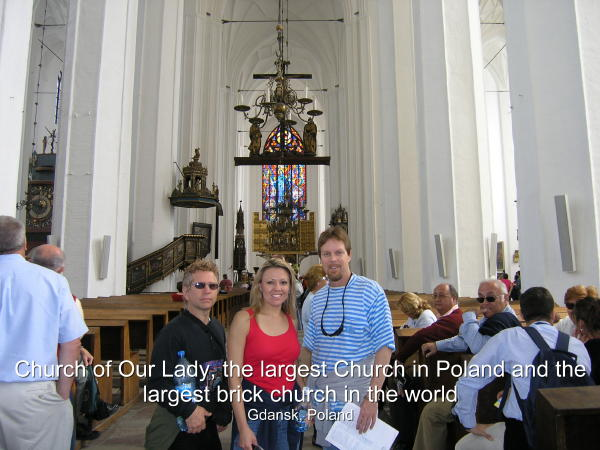 Largest Church In Poland