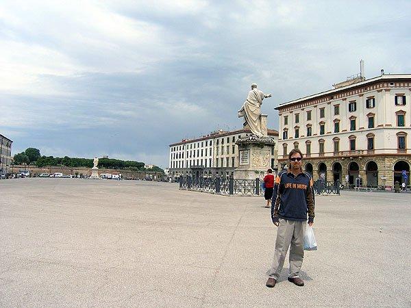 Livorno Western Edge of Tuscany Italy