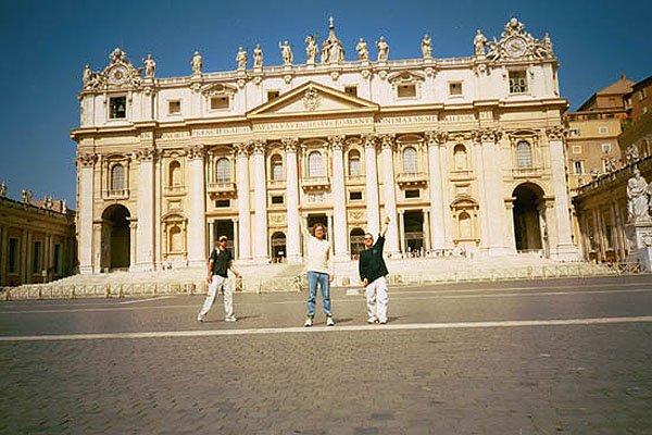 Major Basilicas of Rome