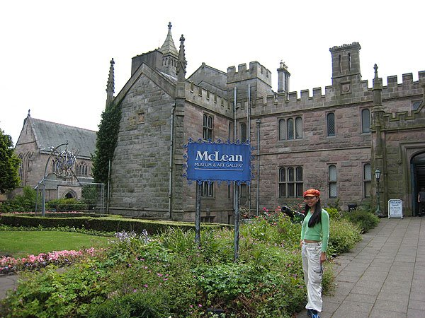 McLean Museum