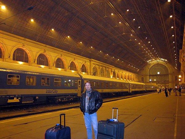 Modern Railway Stations