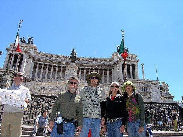 Monument of Vittorio Emanuele