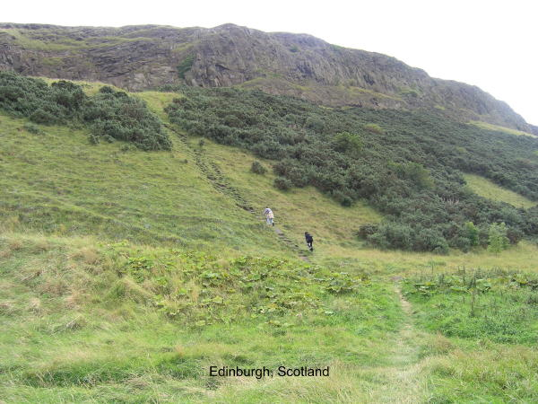 Most of Holyrood Park