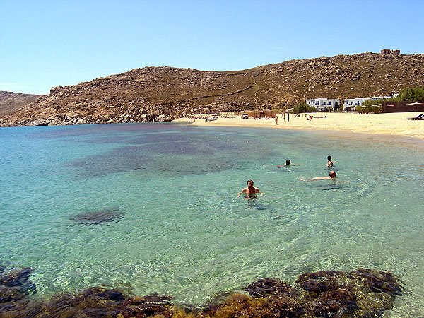 Mykonos Greece Magnificent Beaches