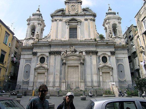 Naples Declared World Heritage Site