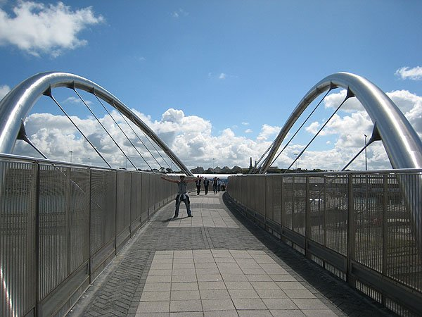 Newly Built Bridge