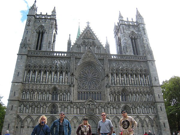 Northernmost Medieval Cathedral