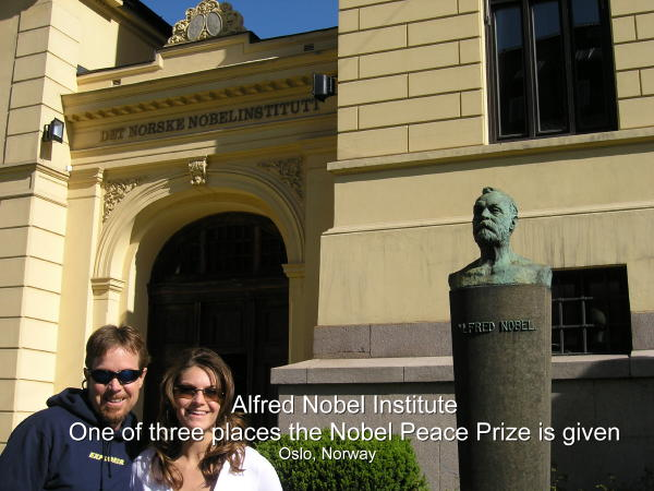 Norwegian Nobel Institute