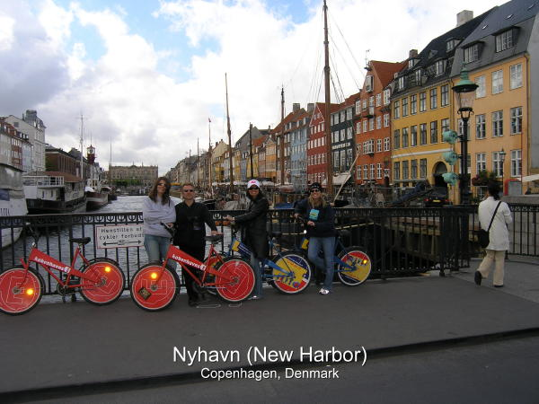 Nyhavn The Oldest Part of The City