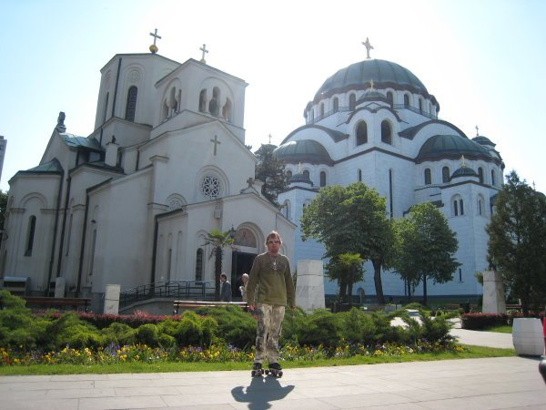 Orthodox Cathedrals In The World