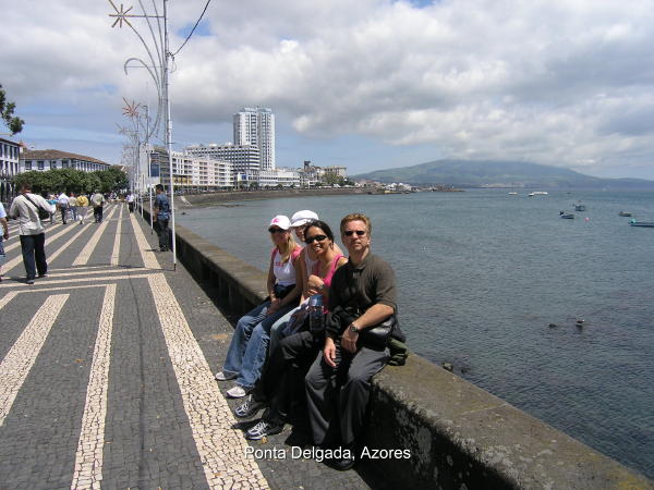 Ponta Delgada Is The Capital and The Largest