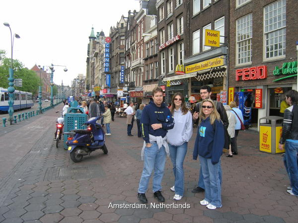 Provinces In Amsterdam