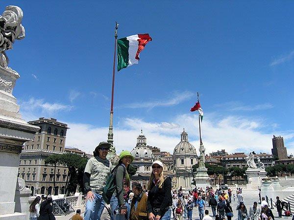 Rome Italy World Heritage Site
