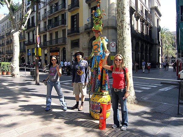 Salvador Dali Pablo Picasso and Antoni Gaudi