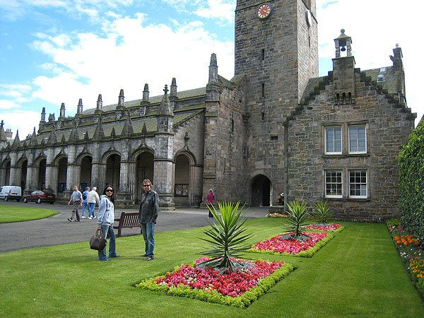Scotlands Oldest University