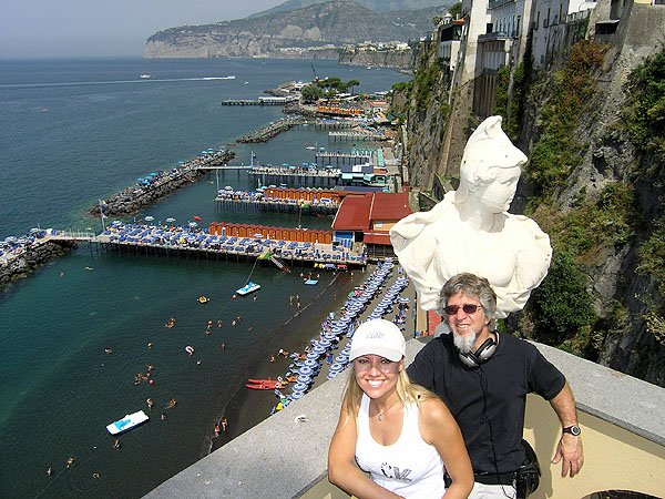 Sorrento Is Small City In Campania