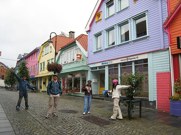 Stavanger Was Founded