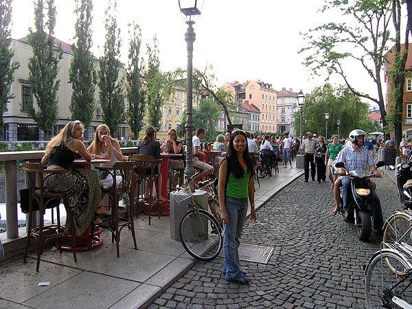 Street Cafes