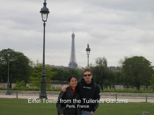 Tallest Structure in Paris