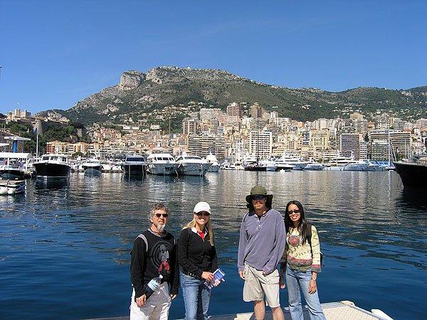 The Citizens of Monaco