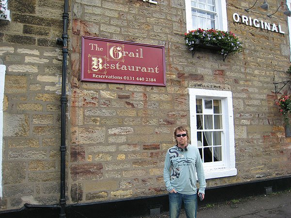 The Grail Restaurant