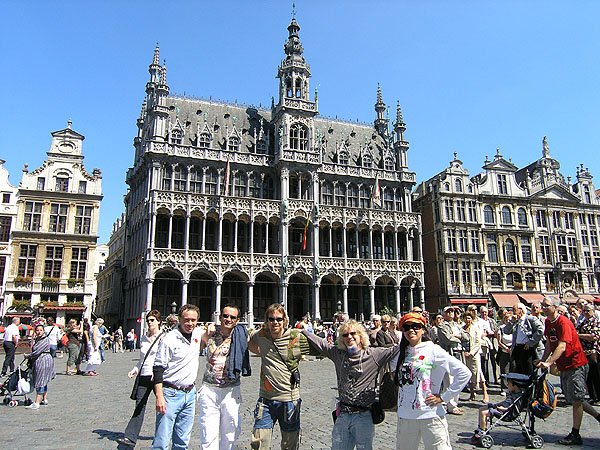 The Grand Place