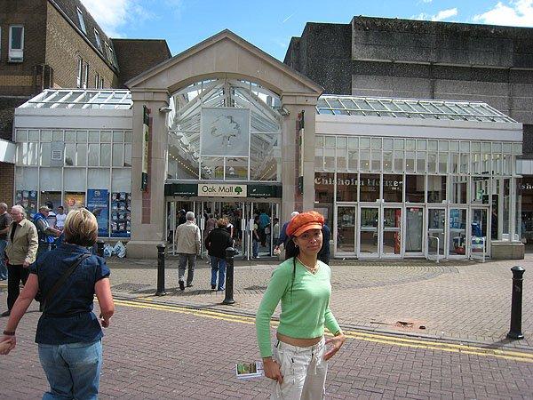 The Oak Mall