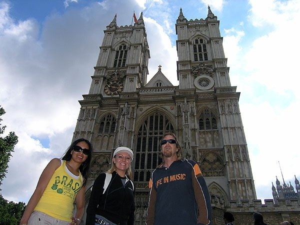 The Westminster Abbey