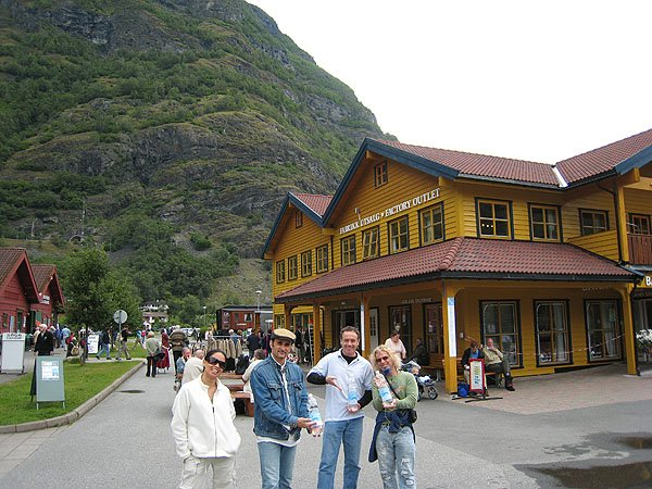 Tiny Village of Flaam
