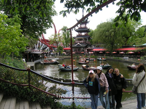 Tivoli Gardens The Heart of The City