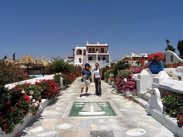 Town of Mykonos