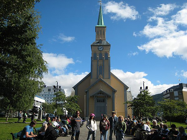 Tromsø Cathedral The Only Norwegian Cathedral