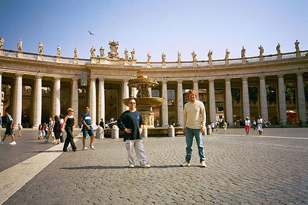 Vatican City Is World Heritage Site